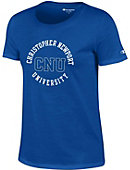 Christopher Newport University Women's Athletic Fit Short Sleeve T-Shirt
