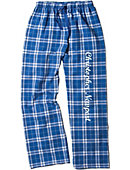 Christopher Newport University Women's Flannel Pants