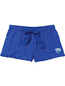 Christopher Newport University Women's Slim Fit Flannel Boxer Shorts