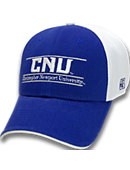 Christopher Newport University Stretch Fitted Micro Mesh Cap
