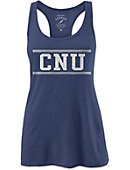 Christopher Newport University  Women's Racer Back Tank Top