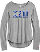 Christopher Newport University Women's Long Sleeve T-Shirt