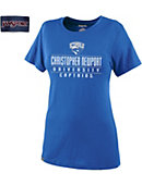 Christopher Newport University Captains Women's Short Sleeve T-Shirt