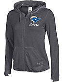 Christopher Newport University Captains Women's Full-Zip Hooded Sweatshirt