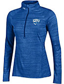 Christopher Newport University Women's 1/4 Zip Tech Top