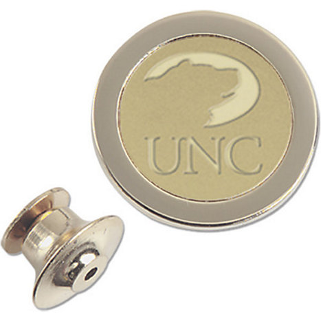 Product: University of Northern Colorado Logo Lapel Pin