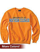 University of Northern Colorado Crewneck Sweatshirt