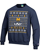 University of Northern Colorado Bears Ugly Christmas Sweater Powerblend Crewneck Sweatshirt
