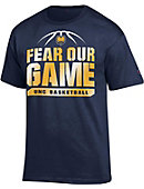 University of Northern Colorado Bears Basketball Short Sleeve T-Shirt