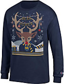 University of Northern Colorado Bears Ugly Sweater Long Sleeve T-Shirt