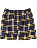 University of Northern Colorado Flannel Boxers