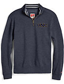 University of Northern Colorado 1/4 Zip Tri-Blend Pullover