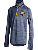 University of Northern Colorado Bears Youth Girls' 1/2 Zip Pullover