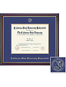 California State University Bakersfield 8.5 x 11 Windsor Diploma Frame
