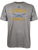 Adidas California State University - Bakersfield Baseball T-Shirt