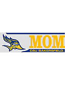 California State University - Bakersfield Roadrunners Mom Decal