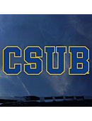 California State University - Bakersfield Decal