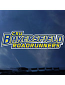California State University - Bakersfield Roadrunners Decal