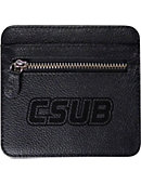 California State University - Bakersfield Leather Wallet