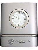 California State University Bakersfield Desk Clock