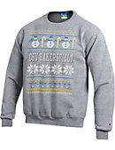 California State University - Bakersfield Ugly Sweater Crewneck Sweatshirt