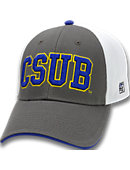 California State University - Bakersfield Stretch Fitted Micro Mesh Cap