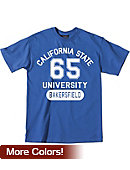 California State University - Bakersfield Rolled T-Shirt