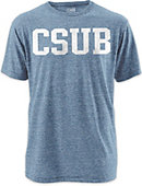 California State University - Bakersfield Twisted Tri-Blend T-Shirt