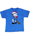 UMass - Lowell Hockey Player Infant T-Shirt