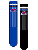 UMass - Lowell Women's Mismatch Socks