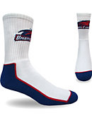 UMass Lowell River Hawks Crew Socks