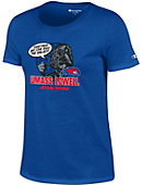 UMass - Lowell Women's Star Wars T-Shirt