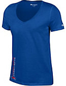 UMass - Lowell River Hawks Women''s V-Neck T-Shirt