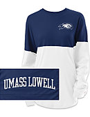 UMass - Lowell River Hawks Women's Ra Ra T-Shirt