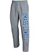 UMass - Lowell Open Bottom Sweatpants