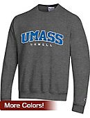 UMass - Lowell Crewneck Sweatshirt