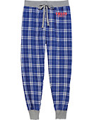 UMass - Lowell Women's Flannel Jogger Pants