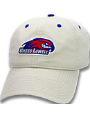 UMass - Lowell Adjustable Leather Strap Cap
