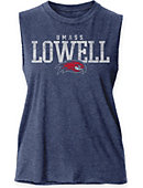 UMass - Lowell River Hawks Women's Muscle Tank Top