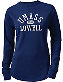 UMass - Lowell Women's Sarah Waffle Long Sleeve T-Shirt