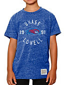UMass - Lowell River Hawks Youth Tri-Blend T-Shirt