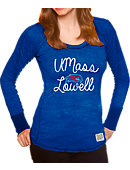 UMass - Lowell Youth Girls' Long Sleeve T-Shirt