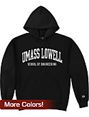 UMass - Lowell Hooded Sweatshirt