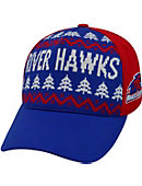 UMass - Lowell River Hawks Christmas Cap