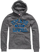 UMass - Lowell Women's Hooded Sweatshirt