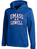 Under Armour UMass - Lowell Youth Performance Hooded Sweatshirt