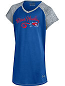 UMass - Lowell River Hawks Baseball Youth Girls T-Shirt