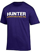 Hunter College 'Silberman School of Social Work' T-Shirt