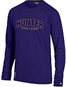 Hunter College  Vapor Performance Long Sleeve T-Shirt