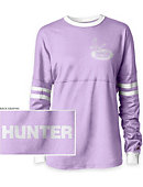 Hunter College  Women's Long Sleeve RaRa T-Shirt